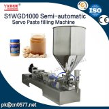 2017 Youlian coller de servo de machine de remplissage semi-automatique pour la médecine (S1WGD1000)