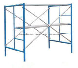 6 ' X 5 ' South American Ladder Frame Scaffolding set for halls Scaffolding