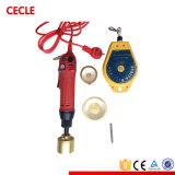 Cecle Drehkraft-elektrische mit einer Kappe bedeckende Handmaschine