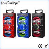 Haut-parleurs multimédia portable en bois avec du matériel Bluetooth (XH-PS-739)