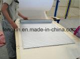 A segurança de alumínio especial do obturador de rolamento de alumínio dos veículos rola acima a porta