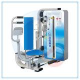 Aws107 Machine van de Oefening van de Sterkte van de Vlieg van de Apparatuur van de Gymnastiek van het Huis Pectoral