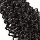 Virgin brasiliano riccio italiano capelli umani naturali di colore 100% della 1 parte