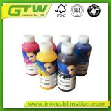 Inkt van de Sublimatie van de Kleurstof van Korea Inktec Sublinova de Snelle voor TextielDruk