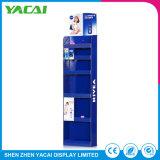 Produtos de papel personalizado exibe exposições de rack de suporte para as lojas especializadas