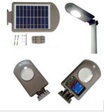 Alta qualità 5W tutto in un indicatore luminoso solare del percorso, indicatore luminoso di via solare Integrated