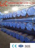 Вкладыш BS1387 класс A B C оцинкованные стальные трубы Gavanized/окрашенный трубопровод