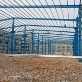 Edificio comercial de la estructura de acero