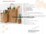 Bolso plegable plegable durable del regalo promocional de Eco-Frinedly para la tienda de comestibles de las compras
