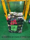 布のための縦の梱包機