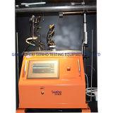 IEC60335 equipamentos do Laboratório de Eletrônica Universal chama de agulha/Inflamabilidade Teste de Materiais/máquina de ensaio