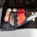 Дешевые многоразовые циновки решетки BBQ тефлона PTFE Coated изготовленный на заказ