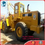 Usados na Cat 966e máquina de pá carregadeira da Garra do Log de rodas com motor Caterpillar