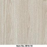 No M18-18 пленки светлого зерна Rose деревянного гидрографическое