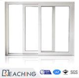 Окно и дверь двойной стеклянной горизонтальной картины горизонтальное алюминиевое