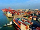 広州からのマリシャスへのFCLの強化の出荷