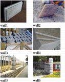 De plaat-In reliëf gemaakte Steen van de muur -