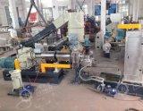 Paso dos Película Agrícola de la extrusora de plástico bolsas grandes de la máquina de peletización