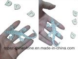 Toebehoren van de Auto van de Sticker van de Auto van het Kristal van de Hagedis van de Sticker van het kristal de Zelfklevende Tsjechische 3D (tP-Hagedis)