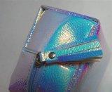 Мешок PU лазера квадратный косметический