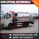 4*2アスファルトディストリビュータータンクトラック、道路管理のトラック、中国からの瀝青のトラック