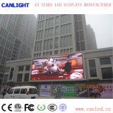 Schermo di visualizzazione fisso esterno del LED di colore completo P5 per fare pubblicità