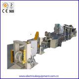Câble en Teflon sur le fil machine de l'extrudeuse