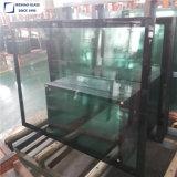 Cristal térmico / Vidrio hueco /Vidrio Doble acristalamiento de aluminio
