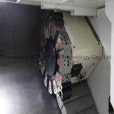 (TH62-500) High Precision and Small Turret CNC Lathe