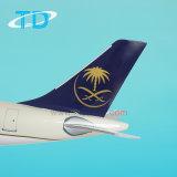 Саудовской A330-300 крупномасштабных полимера модель гражданского самолета