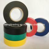 Um adesivo da classe colore a fita resistente ao calor da isolação das superfícies