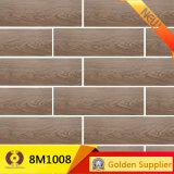 azulejo de cerámica de la pared del suelo de construcción de 150X800m m de la mirada de madera exterior del material (8G015)