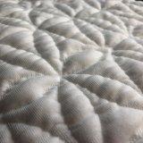 Motif de fleurs de tissus de matelas