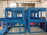Una máquina del moldeo por insuflación de aire comprimido del paso de progresión para la botella de los PP