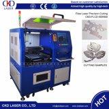 tagliatrice del laser di alta precisione 500W per il blocco per grafici di vetro