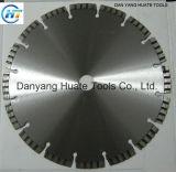 Cuchilla de diamante segmentado sinterizado/Pequeño Tamaño de la hoja de sierra de diamante