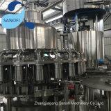 Machine in-1 du capsuleur 3 de remplissage de Rinser de jus