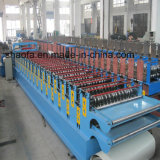 PPGI folha dupla camada de mosaico de bambu laminados tornar a máquina na Ásia