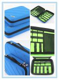 Multifuncional de Hard Shell EVA Zipper Ferramenta Electrónica caso