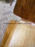 Presidenza nordica di legno di svago del ristorante di qualità per il giardino