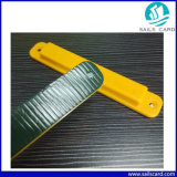 UHF防水RFIDの2穴の金属の札