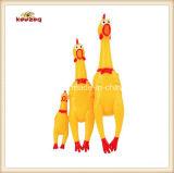 Juguete de vinilo Shrilling mascota perro Pollo/Pet de juguete Juguetes (KB1042)