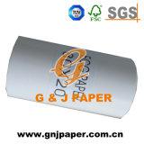 Sin recubrimiento Z-Fold a la CTG un pliego de papel en el monitor fetal (hoja de papel).