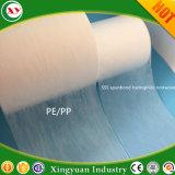 Bico PE/PP non tissé hydrophile pour l'érythème/Serviette hygiénique