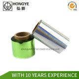 Wenzhou adhesivo azul el papel de aluminio