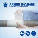 Pipeline de gaz d'huile du tuyau de bandage de ficelage de réparation de fibre de verre