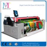 1.8 Impressora de correia da impressora Inkjet de matéria têxtil de Digitas dos medidores para a seda do algodão