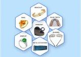 承認されるセリウムが付いている金属のための携帯用260Wレーザ溶接機械