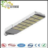 100-120lm/W IP67 cinque anni della garanzia 250W LED di indicatore luminoso di via, indicatore luminoso della strada del LED, lampada di via del LED