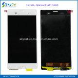 Piezas originales del teléfono móvil para los accesorios de la pantalla de Sony Z3 LCD